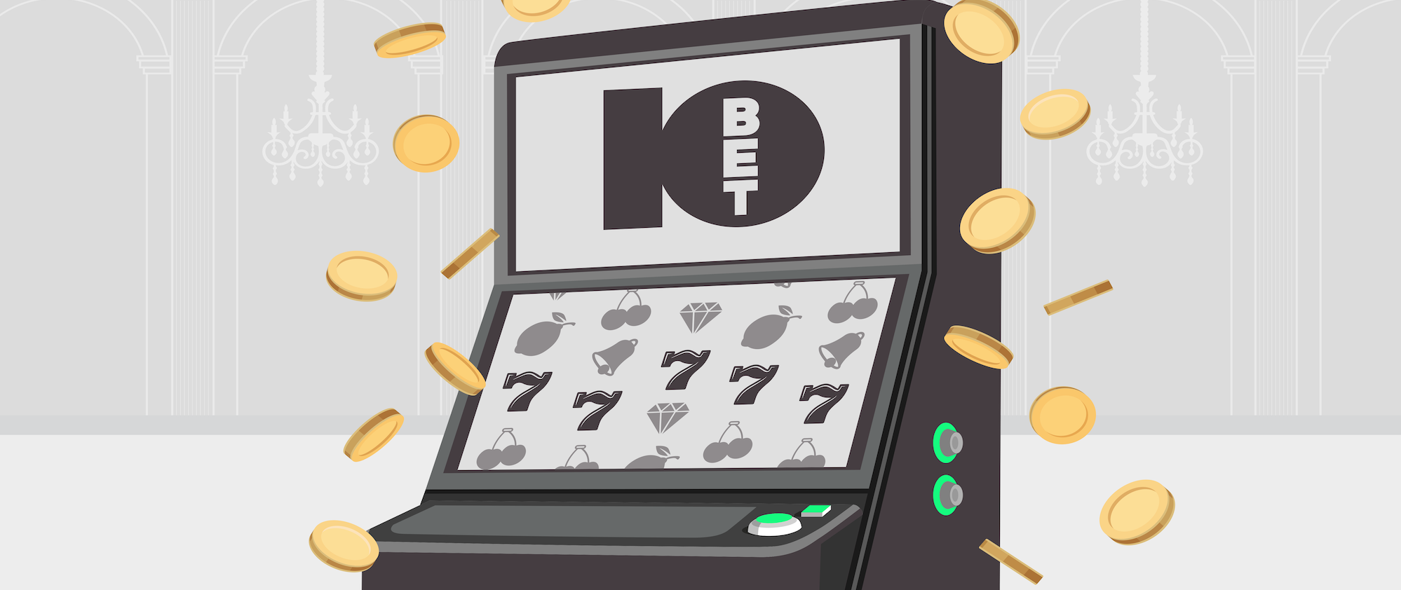 10bet's Ultimate Guide to playing Slots 1