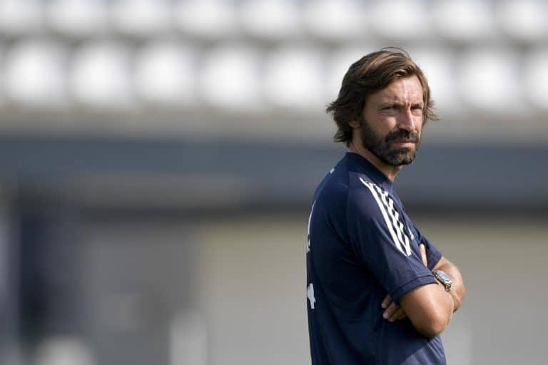 Juventus impress on Andrea Pirlo's coaching debut 4